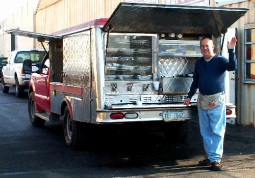 Food Truck Business Plan Sample Elegant Lunch Truck Food Wagon Sample Business Plan