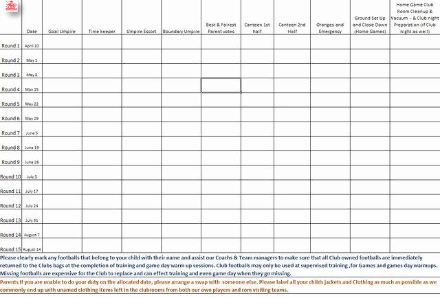 Football Depth Chart Template Elegant Football Depth Chart Template
