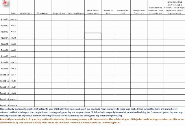 Football Depth Chart Template Luxury Football Depth Chart Template