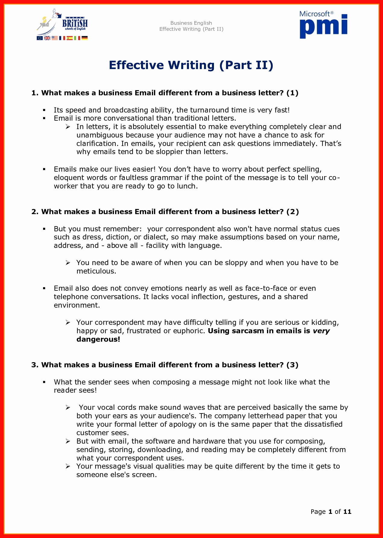 Formal E Mail Example Fresh Example Of A formal Email