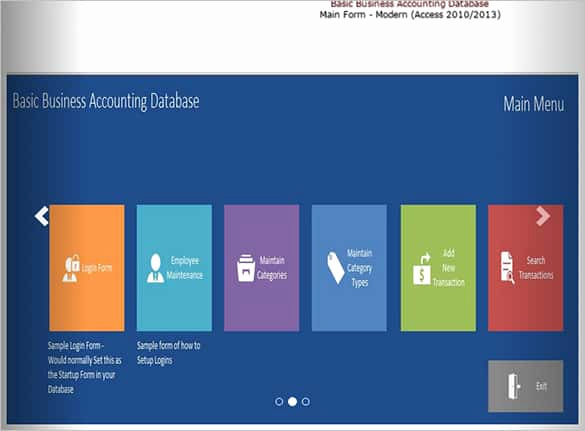 Free Access Database Templates Fresh 51 Microsoft Access Templates