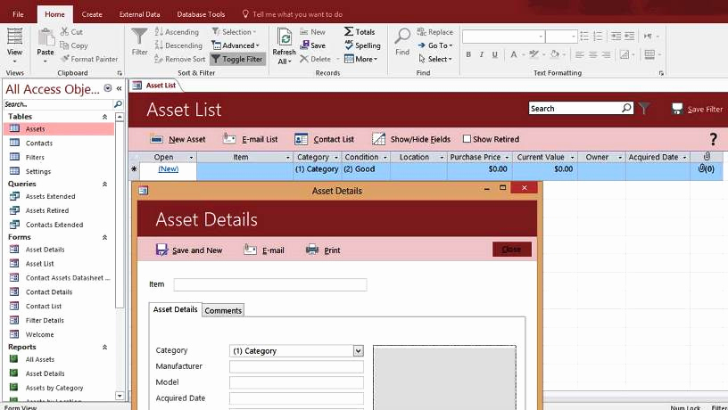 Free Access Database Templates Luxury Microsoft Access Services No Longer Supported by Point
