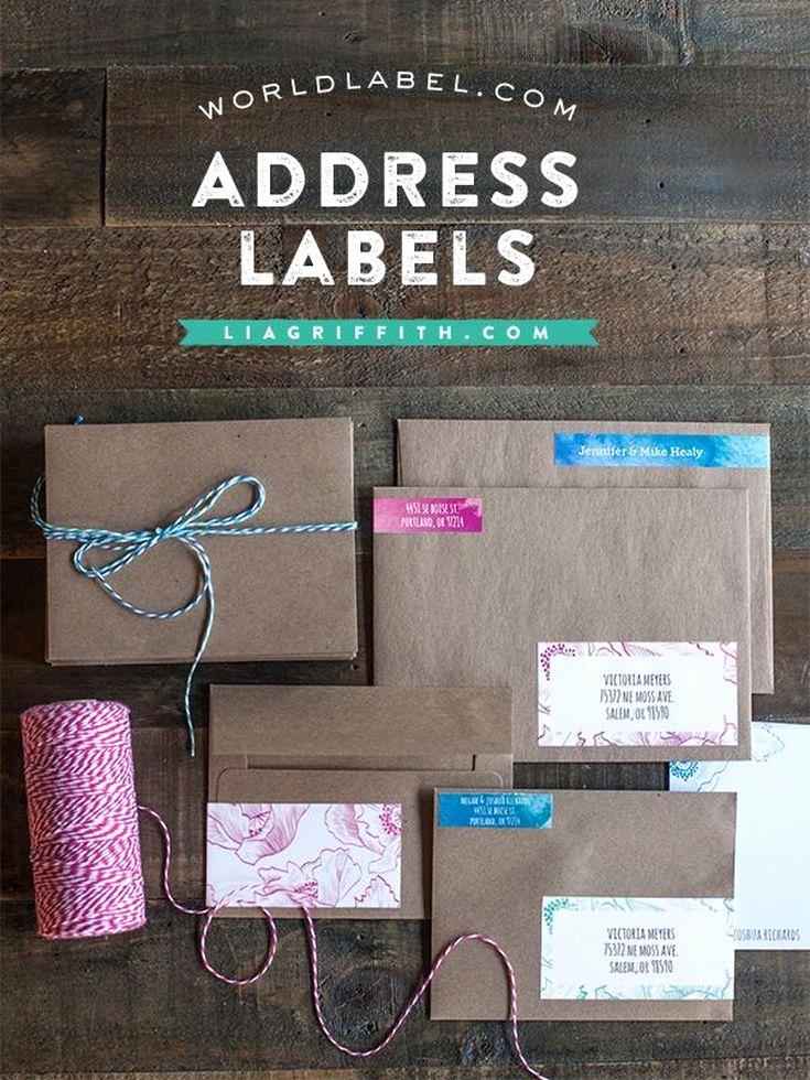 Free Address Labels Samples Fresh top 25 Best Address Labels Ideas On Pinterest