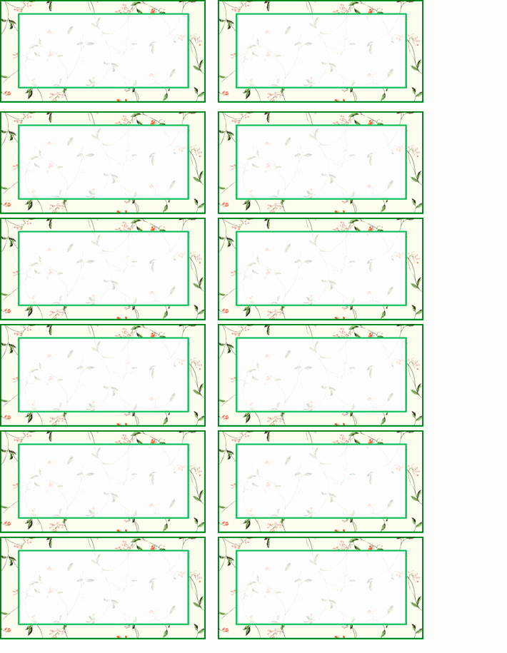 Free Address Labels Samples Lovely Free Floral Background Template for Address Label Thogati