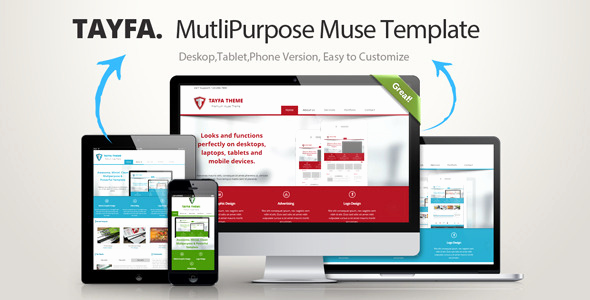 Free Adobe Muse Templates Luxury 45 Best Adobe Muse Templates Free & Premium Download