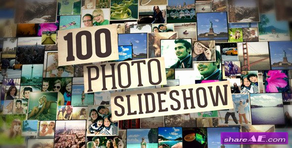 Free after Effects Slideshow Templates Beautiful 100 Slide Show after Effects Project Videohive