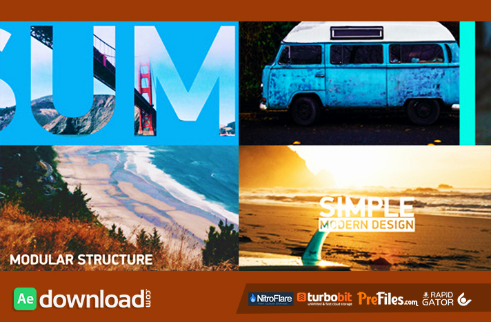 Free after Effects Slideshow Templates Inspirational Sliding Slideshow Videohive Project Free Download