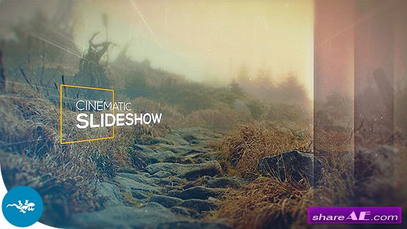 Free after Effects Slideshow Templates Inspirational Videohive Cinematic Slideshow Free after Effects