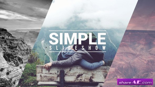 Free after Effects Slideshow Templates Unique Videohive Simple Fast Slideshow Free after Effects