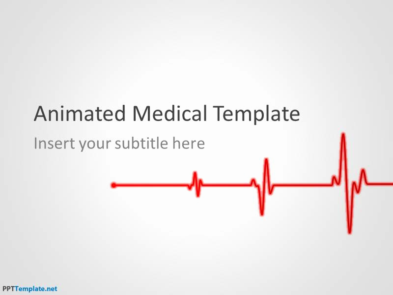 Free Animated Powerpoint Templates Beautiful Free Animated Medical Ppt Template