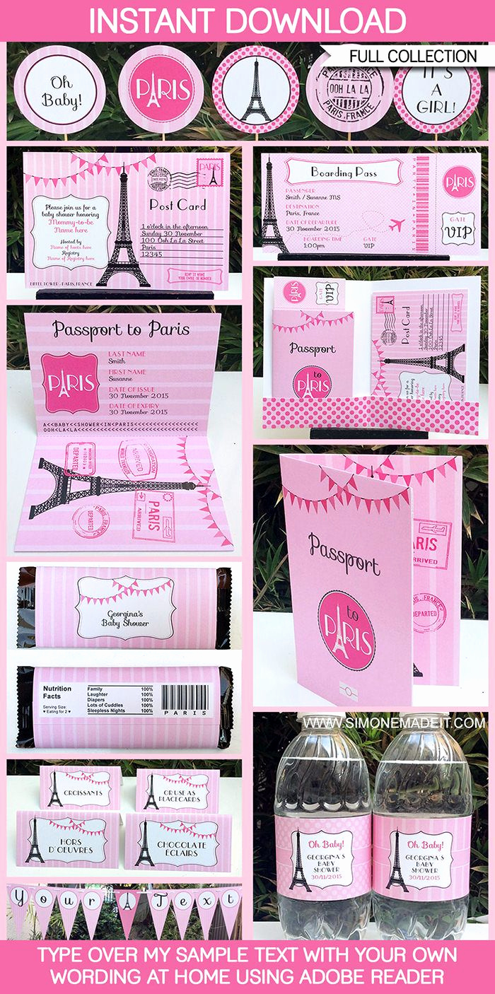 Free Baby Shower Templates Best Of 78 Best Ideas About Baby Shower Templates On Pinterest