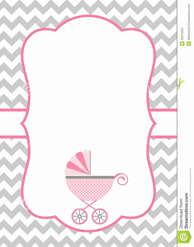 Free Baby Shower Templates Lovely How to Make A Baby Shower Invitation Template Using