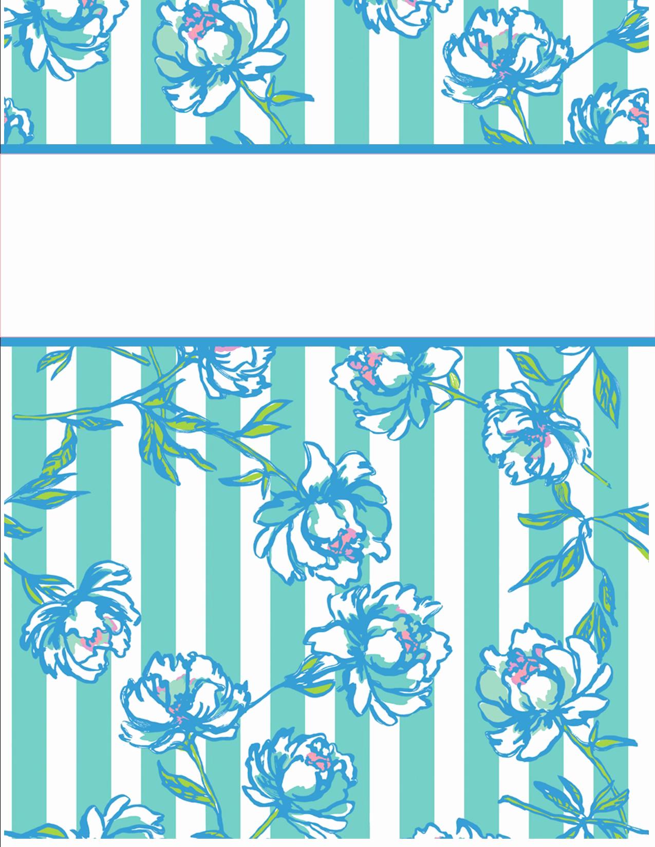 Free Binder Cover Templates Beautiful My Cute Binder Covers