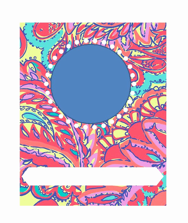 Free Binder Cover Templates Inspirational 35 Free Beautiful Binder Cover Templates Free Template