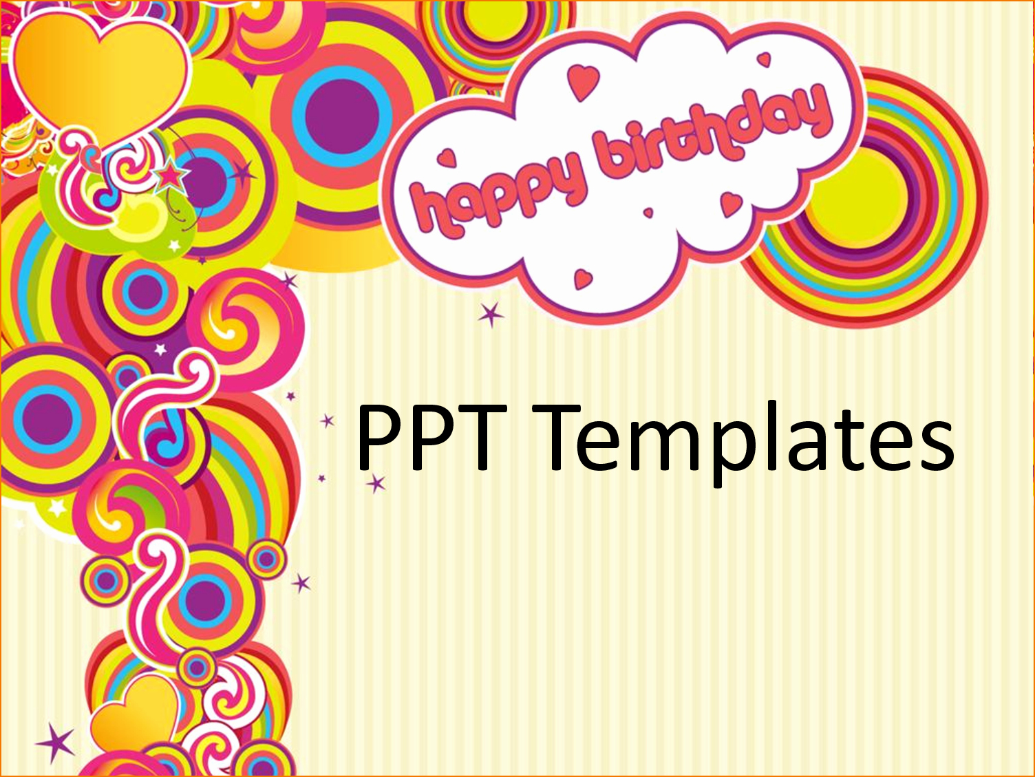 Free Birthday Card Templates Beautiful 4 Birthday Card Template Free