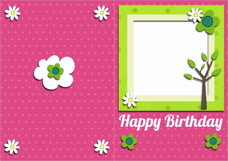 Free Birthday Card Templates Beautiful top 5 Free Birthday Card Templates Word Templates Excel