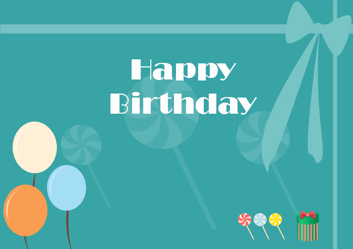 Free Birthday Card Templates Lovely Free Editable and Printable Birthday Card Templates