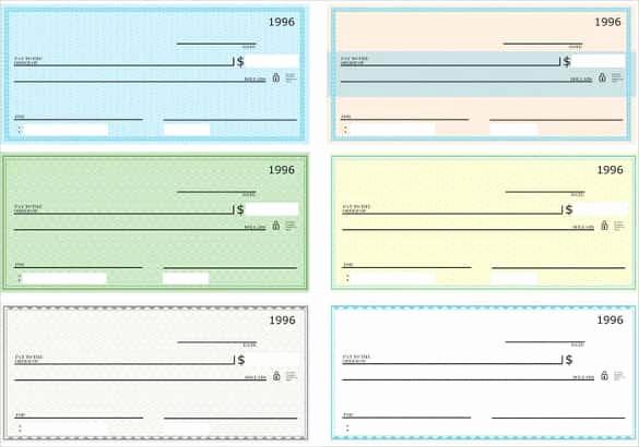 Free Blank Check Template Pdf Inspirational 24 Blank Check Template Doc Psd Pdf & Vector formats