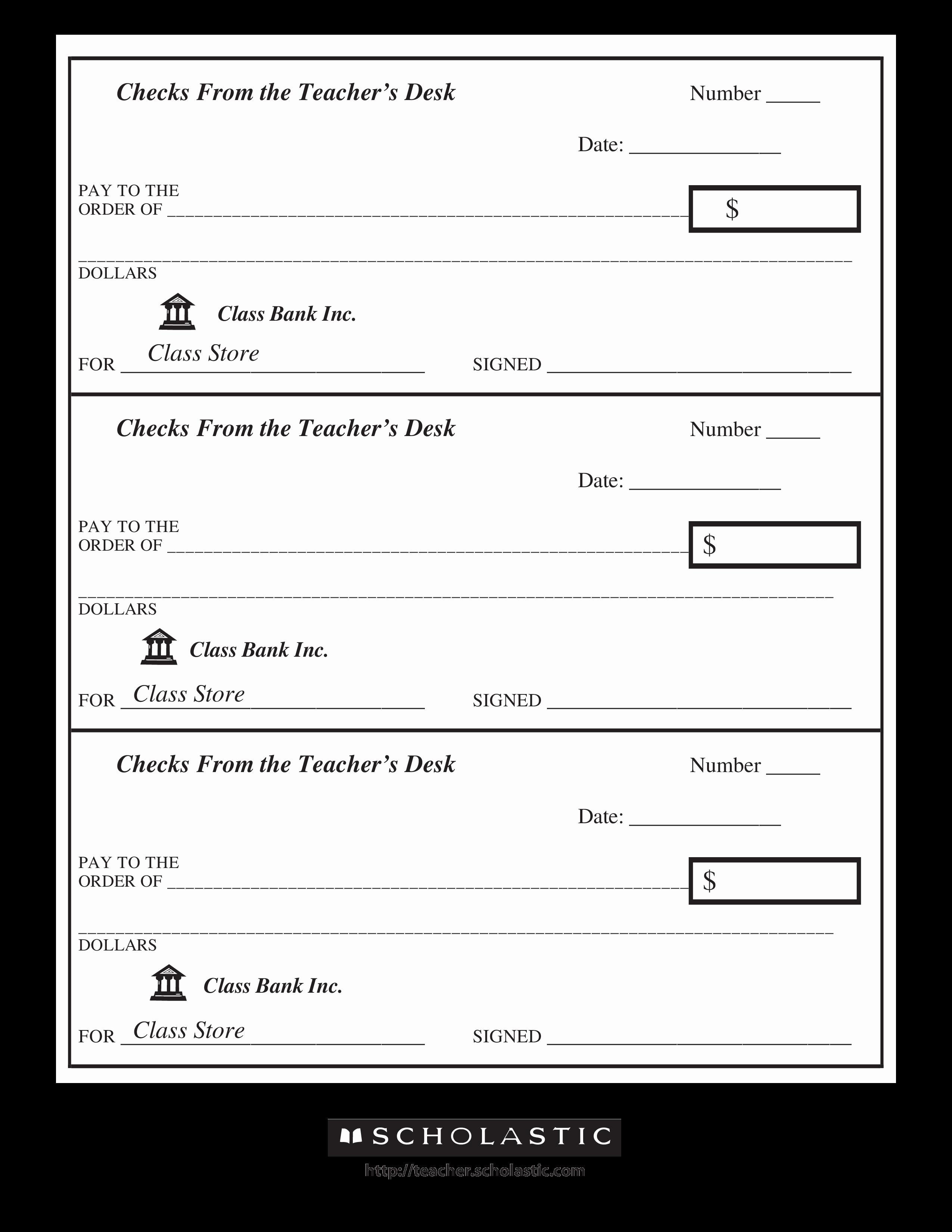 Free Blank Check Template Pdf Inspirational Free Blank Check