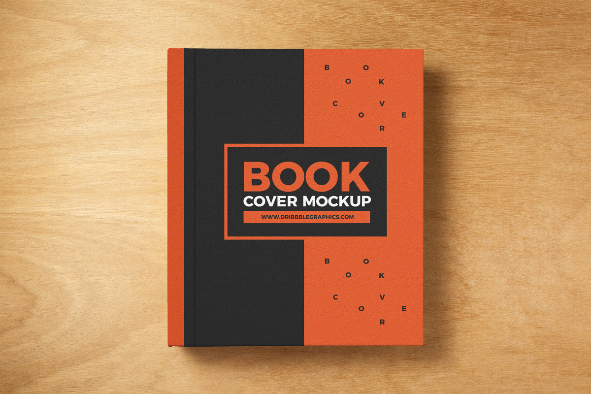 Free Book Cover Design Inspirational Free Book Cover Mockup Psd