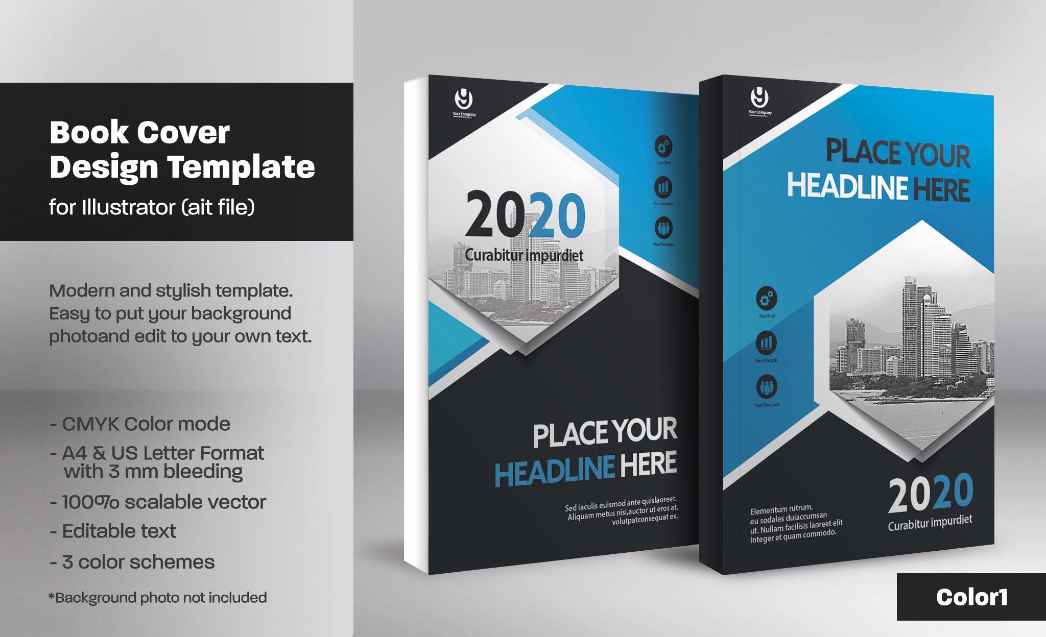 Free Book Cover Design New Book Cover Template 13 Templates Creative Market