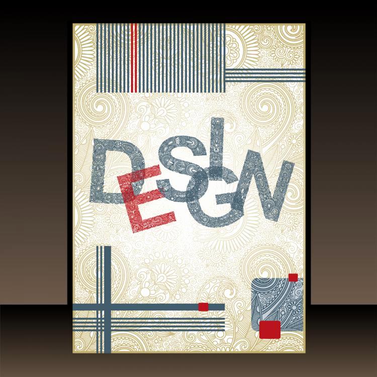 Free Book Cover Design Unique Classic Book Cover Design 03 Vector Free Vector 4vector