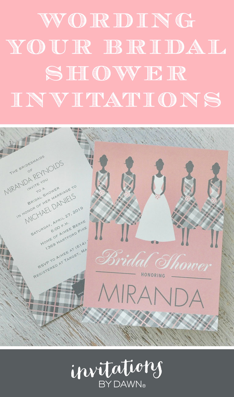 Free Bridal Shower Invitations Lovely Wording Your Bridal Shower Invitations
