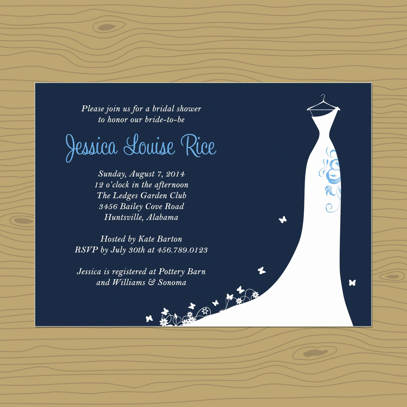 Free Bridal Shower Invitations Luxury Bridal Shower Invitation Templates Bridal Shower