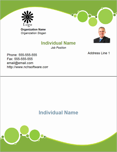 Free Business Card Template Word Unique Free Business Card Templates for Cardworks Business Card Maker