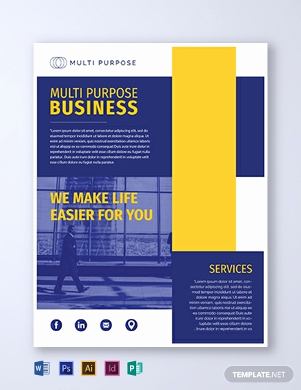 Free Business Flyer Templates Inspirational 45 Free Business Flyer Templates [download Ready Made
