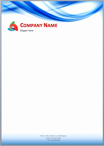 Free Business Letterhead Templates New 33 Free Letterhead Templates In Word Excel Pdf