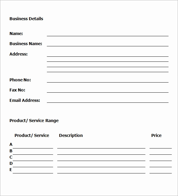 Free Business Plan Template Word Awesome Business Plan Template 32 Download Free Documents In