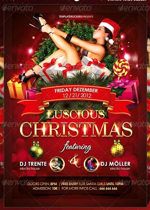 Free Christmas Flyer Templates Awesome Christmas event Posters Google Search Posters