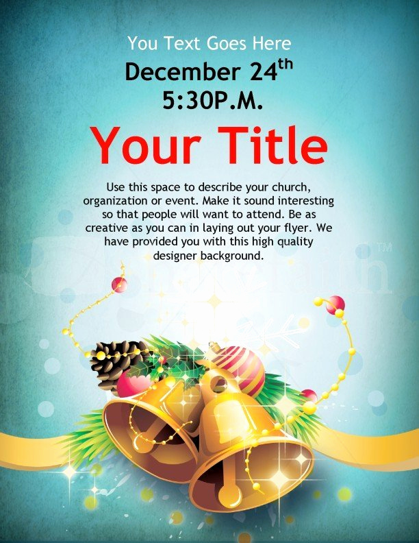 Free Christmas Flyer Templates Best Of Christmas Flyer Template Free Publisher Templates