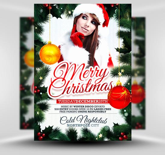 Free Christmas Flyer Templates Fresh 30 Best Free Psd Flyer Templates