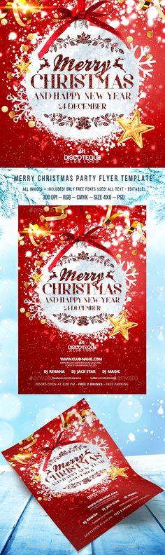 Free Christmas Flyer Templates Unique Free Christmas Flyer Templates Free Printable