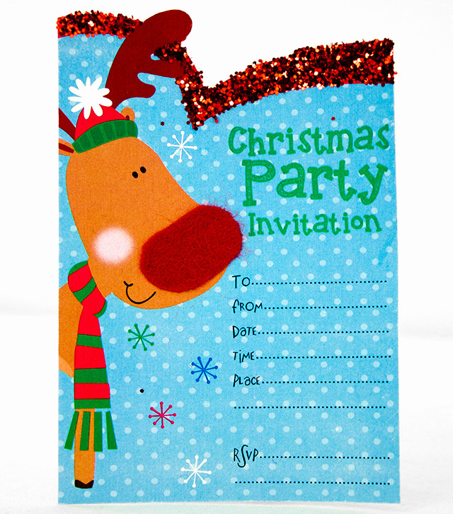Free Christmas Party Invitations Template Lovely Free Printable Christmas Invitation Templates