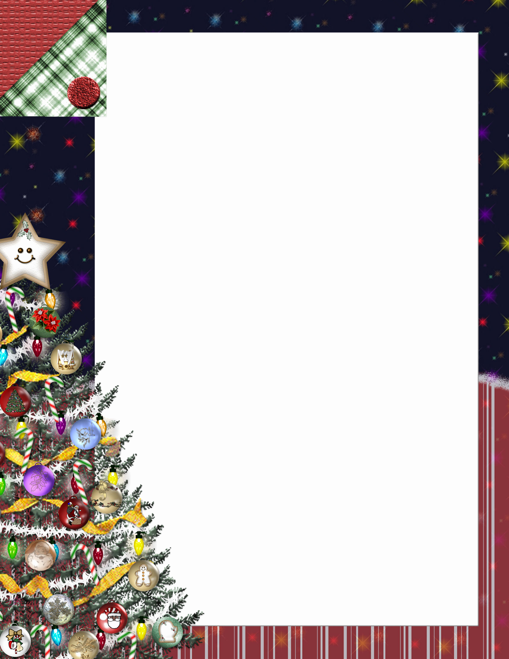 Free Christmas Stationery Templates Awesome Christmas 1 Free Stationery Template Downloads