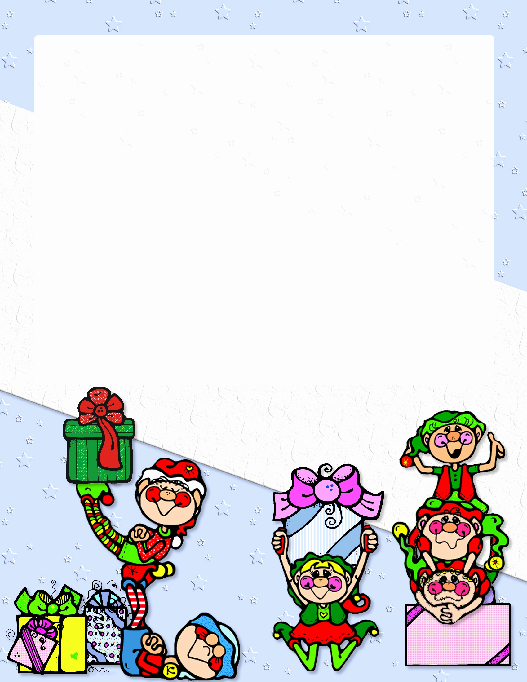Free Christmas Stationery Templates Awesome Christmas 2 Free Stationery Template Downloads