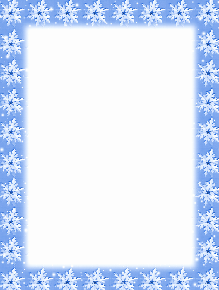 Free Christmas Stationery Templates Awesome Free Printable Christmas Snowflake Stationery