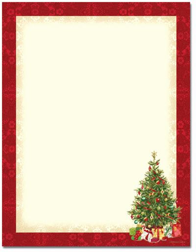 Free Christmas Stationery Templates Fresh Printable Christmas Stationery
