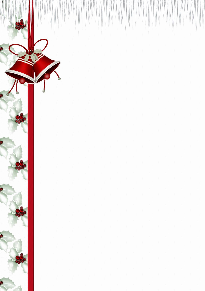 Free Christmas Stationery Templates Inspirational Holiday Stationery Paper