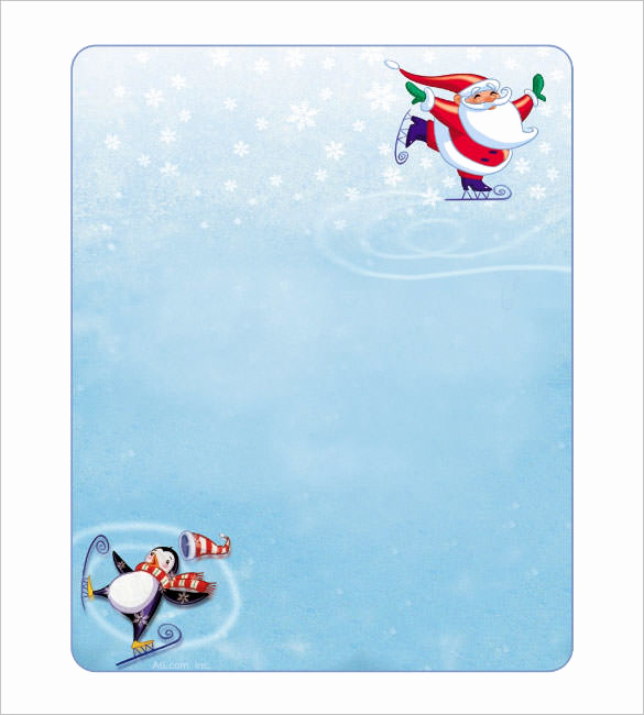 Free Christmas Stationery Templates New 25 Christmas Stationery Templates Free Psd Eps Ai