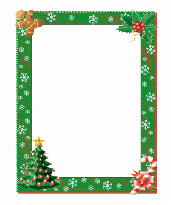 Free Christmas Templates for Word Beautiful 17 Christmas Paper Templates Doc Psd Apple Pages