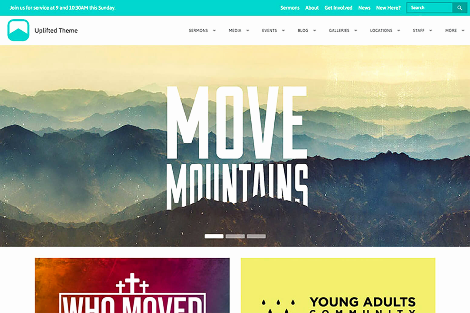 Free Church Wordpress themes Awesome Best Church Wordpress themes Churchthemes