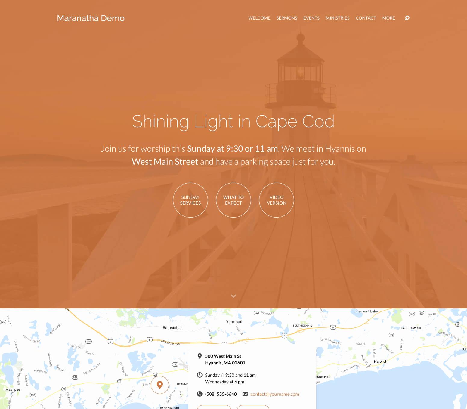 Free Church Wordpress themes Elegant Best Church Wordpress themes Churchthemes