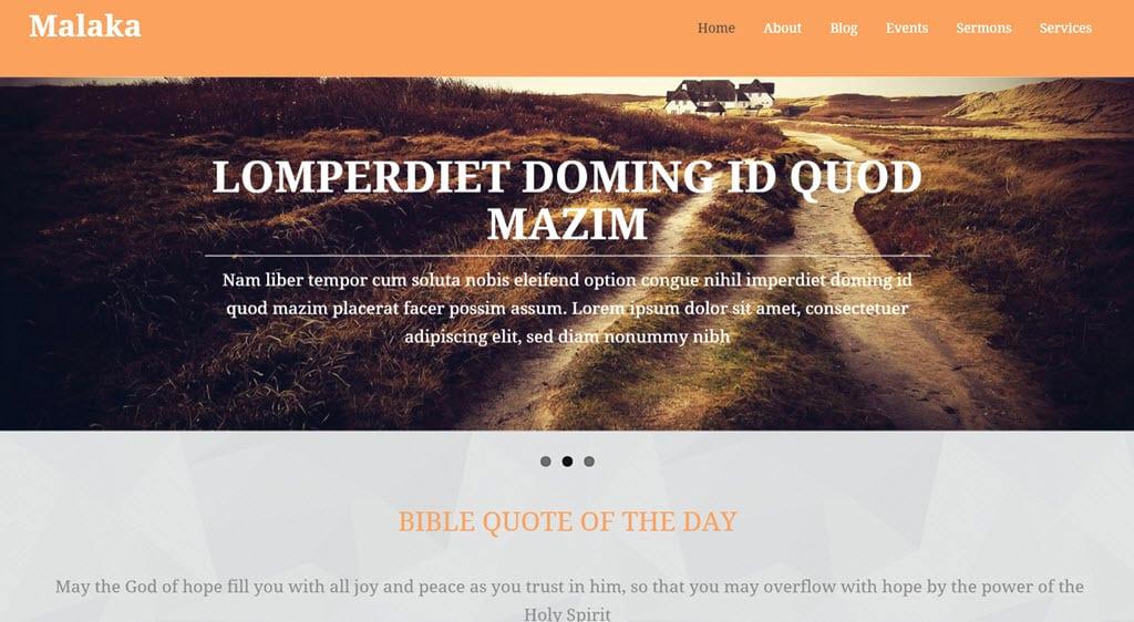 Free Church Wordpress themes Fresh 10 Best Free Church Wordpress themes