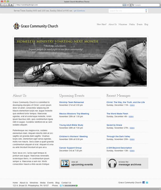 Free Church Wordpress themes Fresh 52 Best Responsive Religious Church Wordpress themes Free