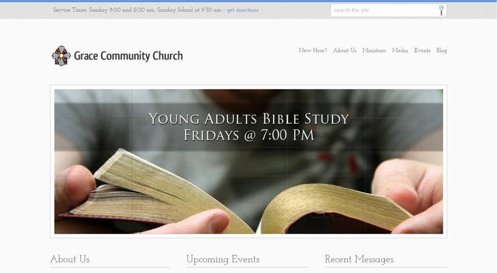 Free Church Wordpress themes Inspirational 10 Best Free Church Wordpress themes
