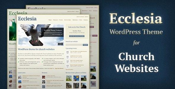 Free Church Wordpress themes Lovely 30 Free and Premium Church Wordpress themes Smashfreakz